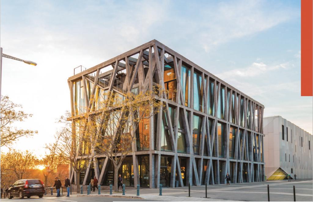L'ESDAC, école supérieure de Design Communication et Arts Appliqués. 5 écoles en France. Alternance ou Initial. Parcours International.