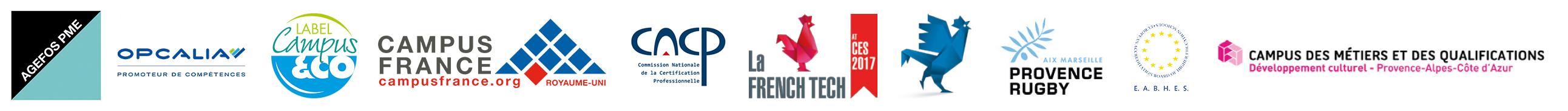 Partneriat ecole de design ESDAC à Lille et lyon