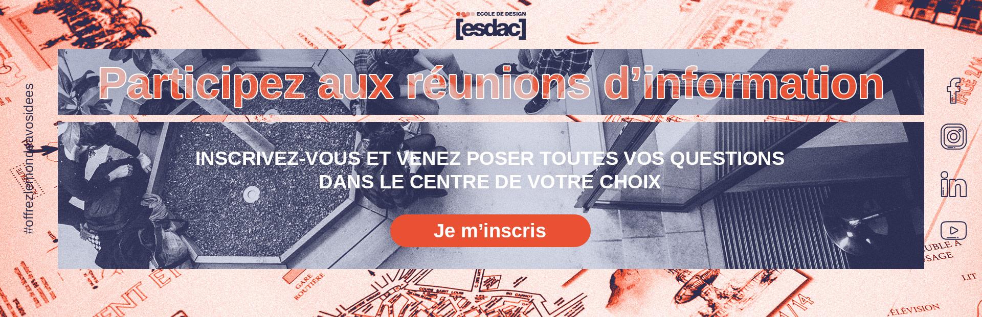 Valider les acquis de mon expérience en design dans une école de design telle que l'école ESDAC à Aix-en-Provence ou Marseille