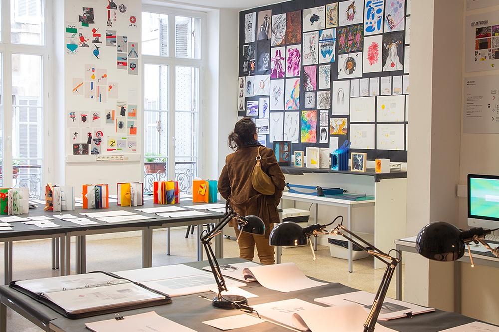 Journées Portes Ouvertes de l'école de design ESDAC Marseille