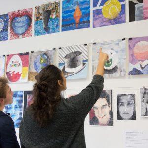 Journées Portes Ouvertes de l'école de design ESDAC Aix-en-Provence