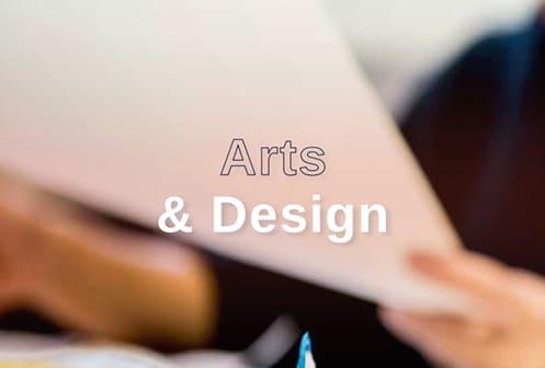 Arts & Design à l'école de design ESDAC