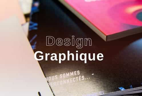 Design Graphique à l'école de design ESDAC