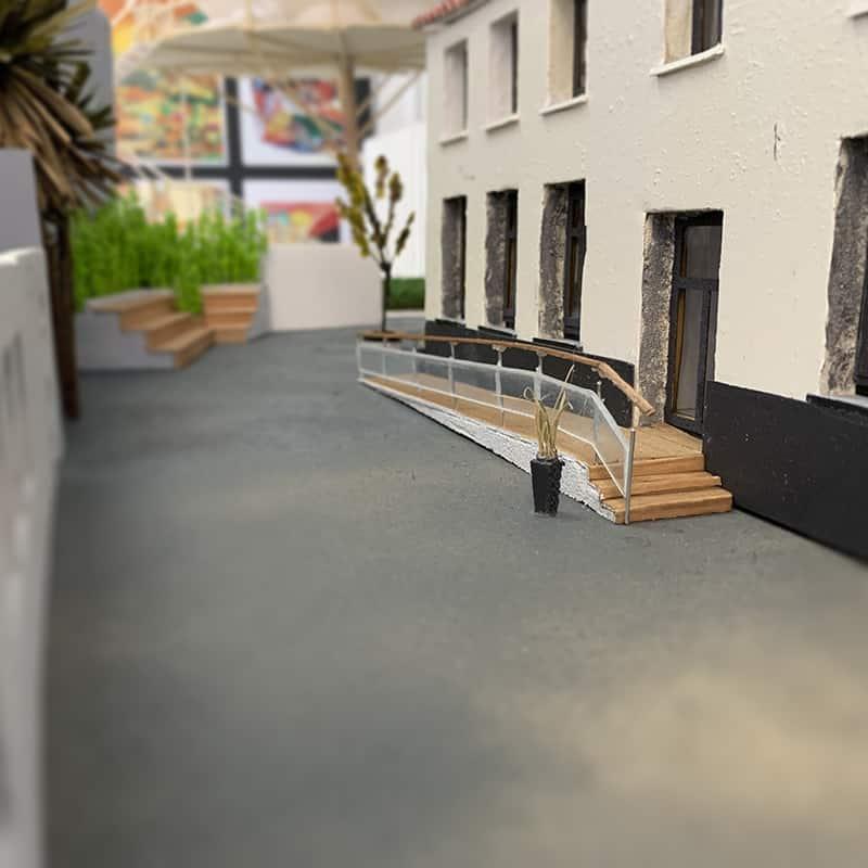 Design d'Espace à l'école de design ESDAC Strasbourg
