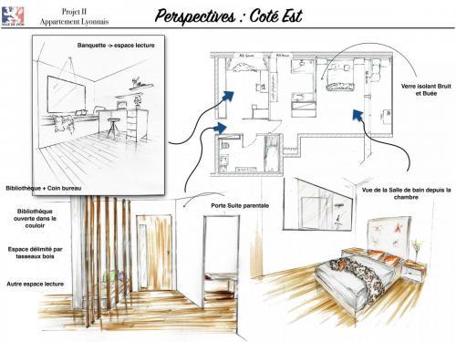Design d'Espace / Architecture d'interieur